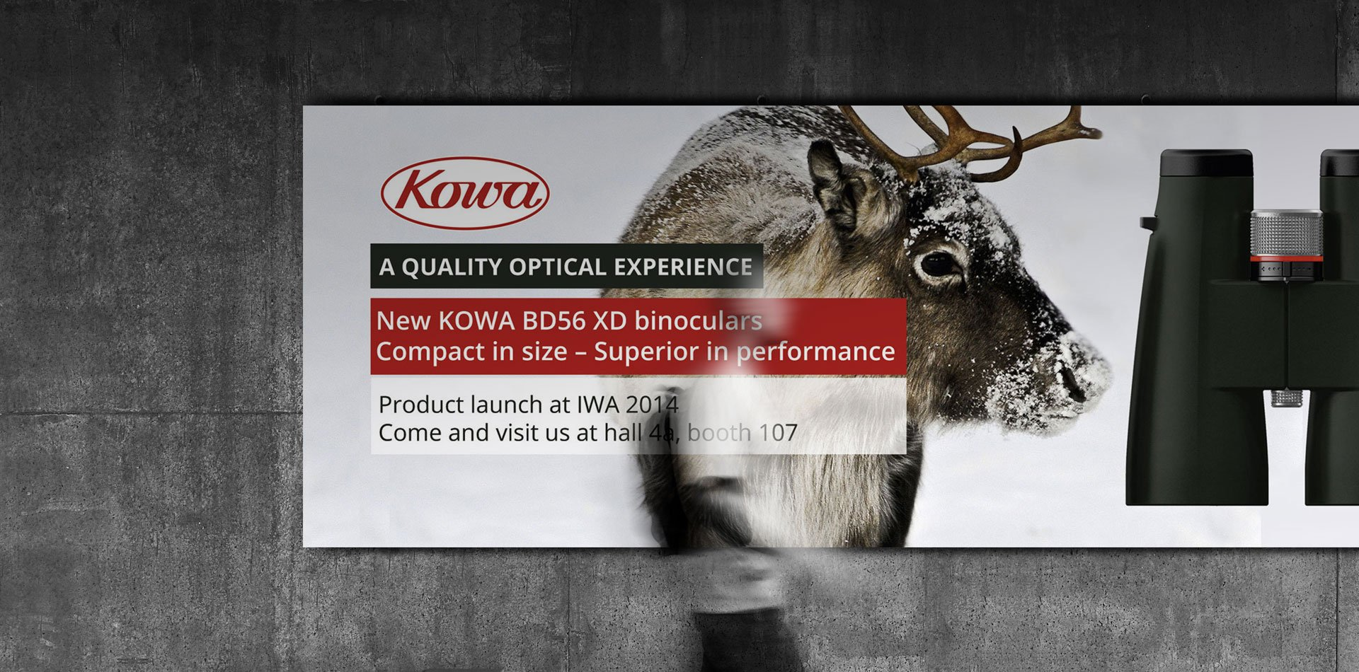 KOWA OPTIMED EUROPE LTD Printanzeigen