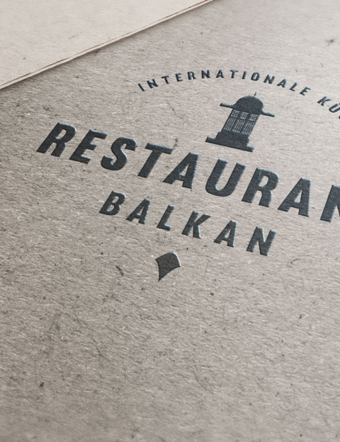 Restaurant Balkan Prints